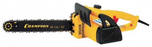 electric chain saw Characteristics, Photo