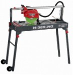 RUBI DW-250-N diamond saw table saw Photo