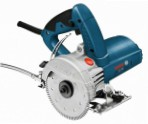 Bosch GDC 125 diamond saw hand saw