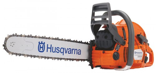 chainsaw Characteristics, Photo