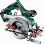 Bosch PKS 18 LI 2.5Ah x1 circular saw hand saw Photo