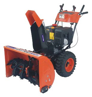 snowblower Nomad KCST 7062ES(D) Characteristics, Photo