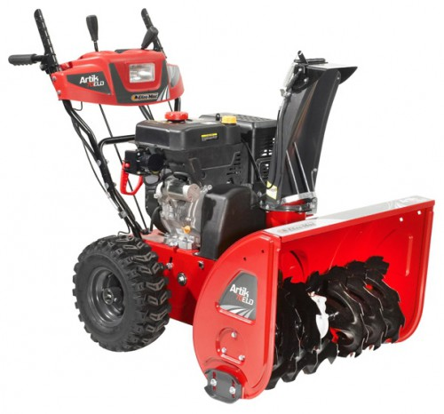 snowblower Oleo-Mac Artik 70 ELD Характеристики, снимка