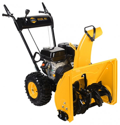 snowblower Home Garden PHG 61 Характеристики, снимка