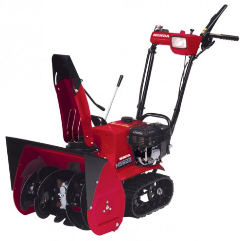 snowblower Honda HS622K1HT Characteristics, Photo