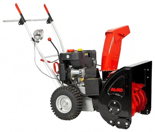 snowblower AL-KO SnowLine 620 Характеристики, снимка