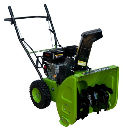 snowblower GREENLINE GL480A Characteristics, Photo