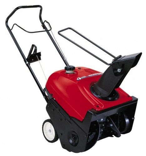 snowblower Honda HS550 Характеристики, снимка