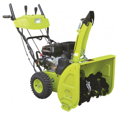 snowblower ShtormPower PSB 6562 E Characteristics, Photo