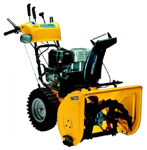 snowblower STIGA Royal 966 D Характеристики, снимка