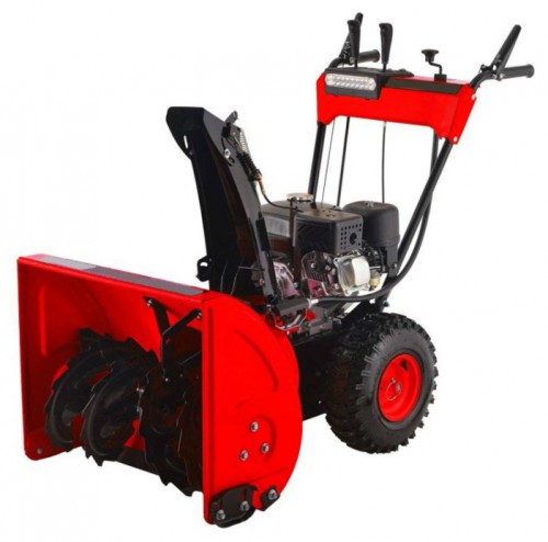 snowblower IKRAmogatec BSF 6207 Characteristics, Photo