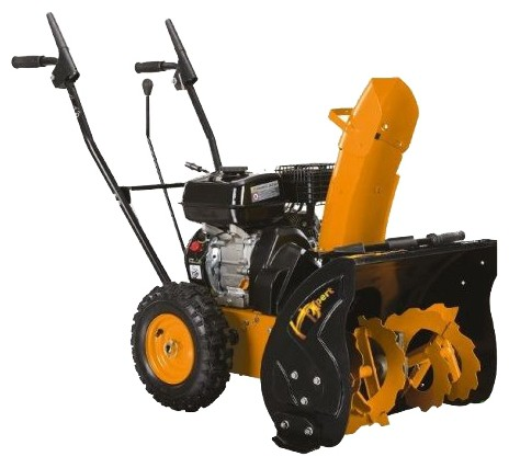 snowblower Expert Irbis 455 Характеристики, снимка
