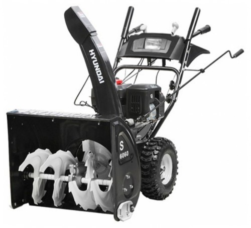 snowblower Hyundai S 6060 Характеристики, снимка