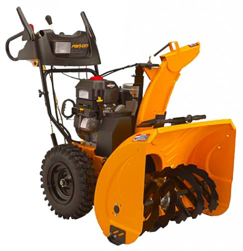 snowblower Parton PA624ES Characteristics, Photo