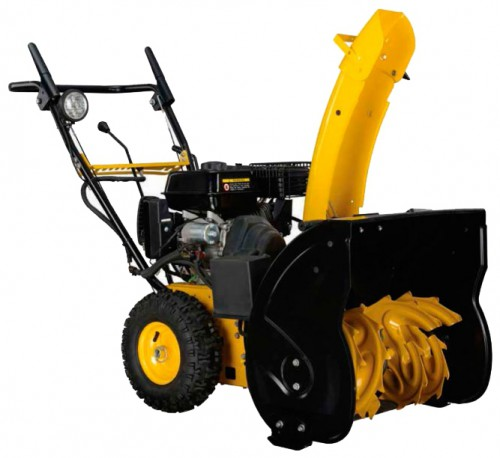 snowblower RedVerg RD25065E Характеристики, снимка