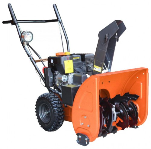 snowblower PRORAB GST 65 EL Характеристики, снимка
