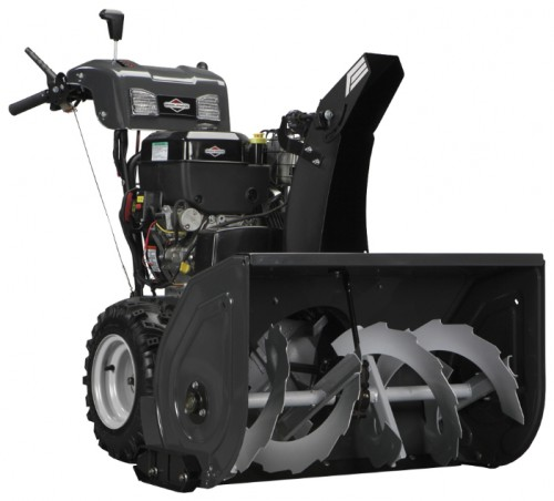 snowblower Briggs & Stratton BP2132SE tréithe, Photo