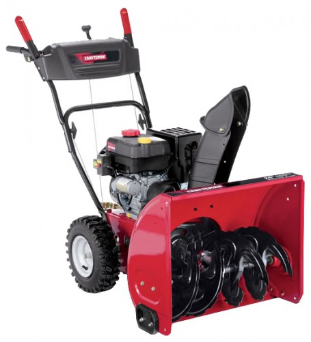 snowblower CRAFTSMAN 88957 Характеристики, снимка