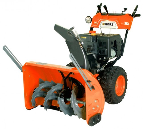 snowblower Herz SB-9EMS Characteristics, Photo