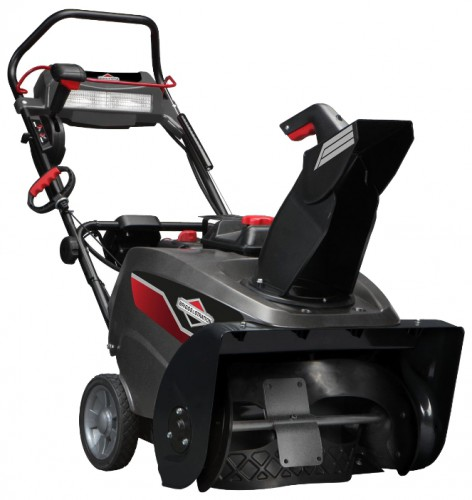 snowblower Briggs & Stratton BS822E Характеристики, снимка