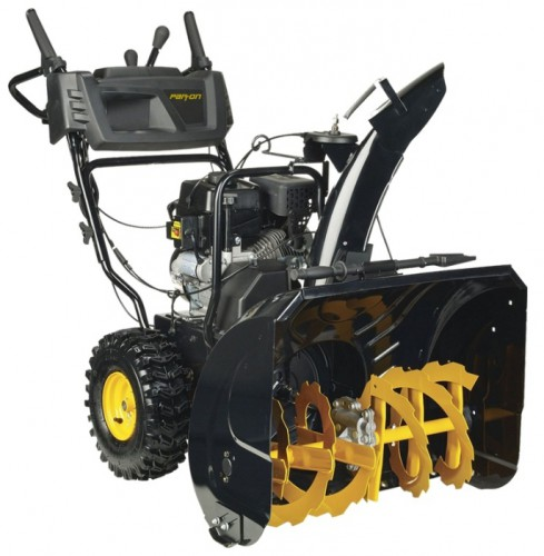 snowblower Parton PA6527ES Characteristics, Photo