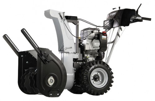 snowblower Pubert S1101-28 Characteristics, Photo