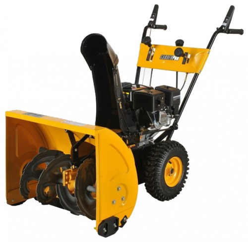 snowblower Gardenpro KC624S Characteristics, Photo