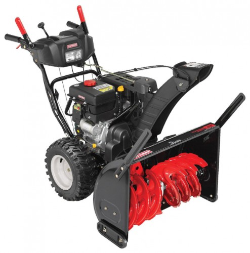 snowblower CRAFTSMAN 88396 Characteristics, Photo