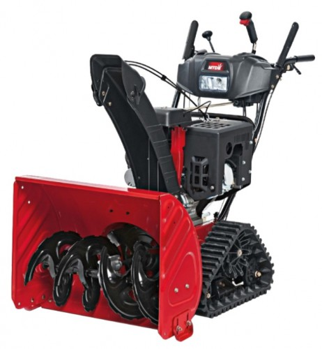 snowblower MTD Optima ME 66 T Characteristics, Photo
