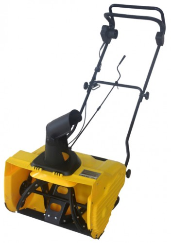 snowblower Champion STE1650 Characteristics, Photo