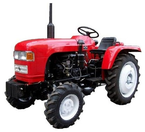 mini tractor Калибр WEITUO TY204 Characteristics, Photo