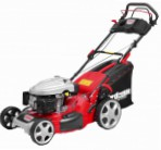 self-propelled lawn mower Hecht 553 SW rear-wheel drive
